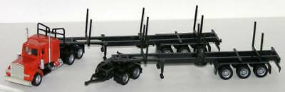 Australian Log Road Train HO Scale Trucks 006428