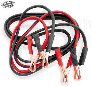 Motorcycle Jumper Cables 6 Ft Long Jumper Cables For