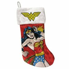 Christmas Stocking NEW * Wonder Woman * 19 Inch Printed Holiday Kurt S Adler