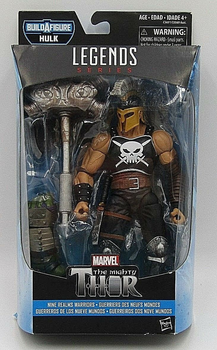 Marvel Legends ARES Figure Gladiator Hulk BAF Series Thor Dark Avengers Movie