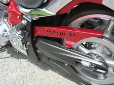 BELT GUARD YAMAHA RAIDER  RED