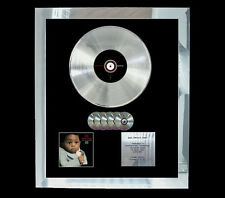 LIL WAYNE THA CARTER III MULTI (GOLD) CD PLATINUM DISC & DR. DRE CHRONIC MULTI