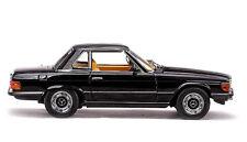 1977 Mercedes BLACK 350SL 1:18 SunStar 4596
