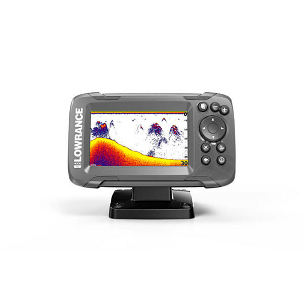 Lowrance Echolot GPS Portabel Master Plus Hook2 7x SplitShot HDI GPS