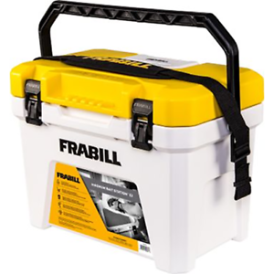 FRABILL 19 QUART LIVE BAIT COOLER ENGEL  STYLE MAGNUM BAIT STATION  incredible discounts