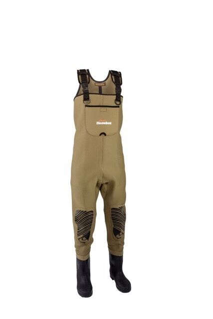 Snowbee Classic Bootfoot Neoprene Chest Waders Available in Fuller Body
