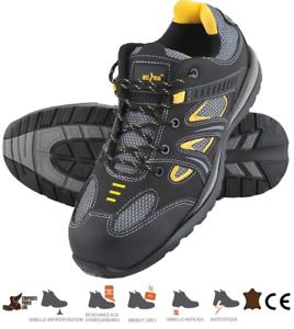 code promo 65e03 57792 Détails sur Basket de sécurité homme, X-PRO chaussure de sécurité