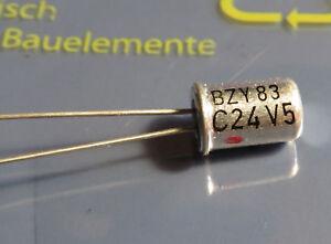 5x Bzy83c24v5 Régulatrice De Tension Diode 24.5 V, Siemens-afficher Le Titre D'origine Tejr6ypt-07222014-999214676