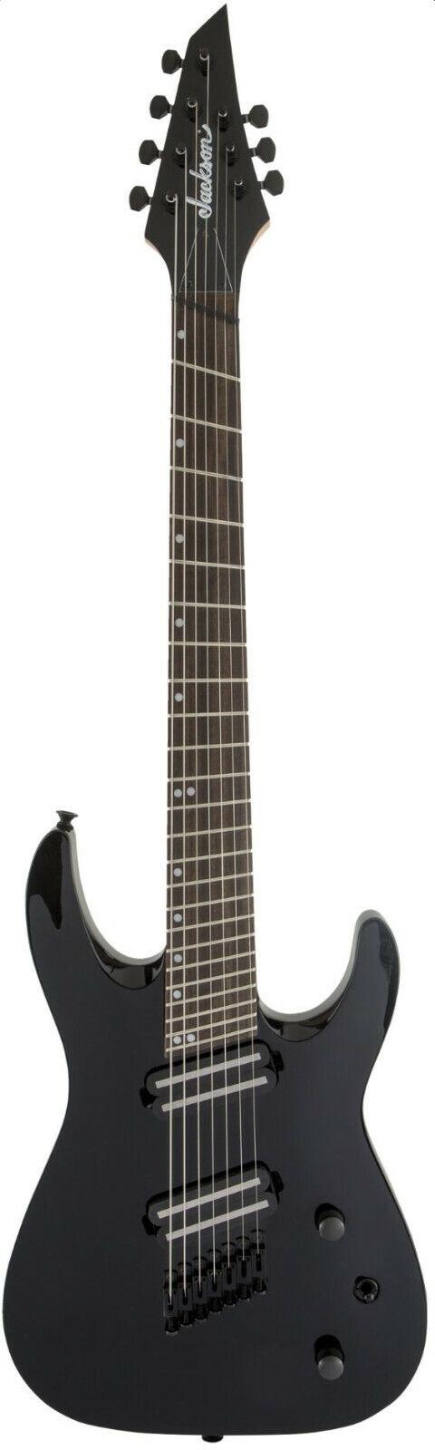 Jackson X-Series Dinky Arch Top DKAF7 MS, Laurel Fingerboard, Multi-Scale, GB