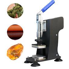 Dual Press Rosin Heat Press Machine 3x2 Heat Press Plates Kit Colophony Presser