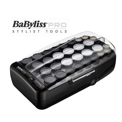 BaByliss PRO 30 Piece HOT ROLLER EXTROVERT - BabylissPro Multi-Size Hair Rollers