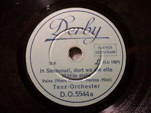 Tanz-Orchester-034-Kennst-Du-Das-Kleine-Haus-Am-Lago-Michigan-034-Derby