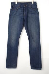 Levi's Strauss & Co Hommes 814 Droit Jambe Slim Jean Taille W27 L32