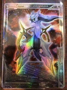 Leggi La Descrizione M Arceus Gx Ex Mega Full Art Shiny Orica Pokemon Omd9fzaf-08005317-875576857