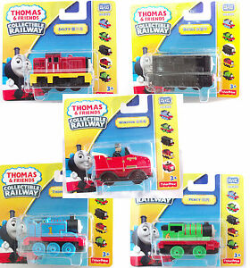 Thomas /& Friends Die-cast Collectible Railway Trains Hector /& James.