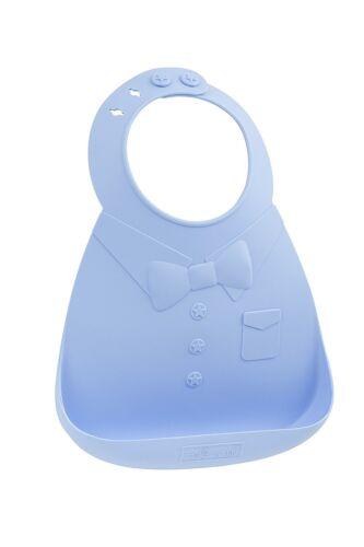 Make My Day Soft Silicon Imperméable Bavoir Bébé Crumb Catcher BPA Lavable Gratuite