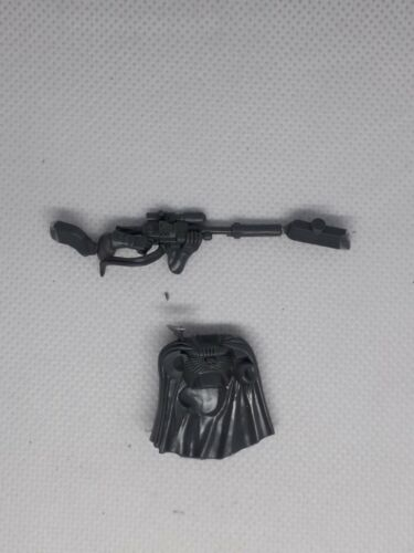 Warhammer 40k Space Marine scouts sniper rifle and torso c