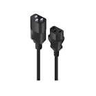 ALOGIC 5m IEC C13 to IEC C14 Computer Power Extension Cord