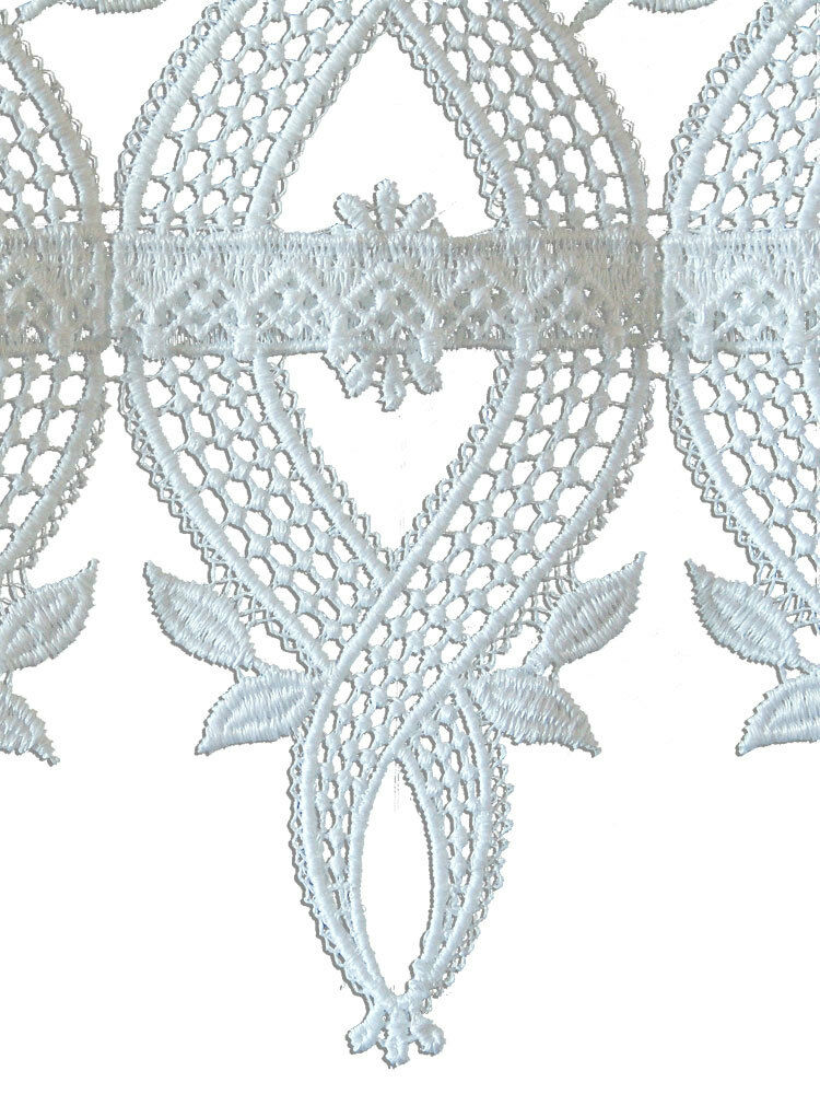 Spitzengardine Landhaus-Stil   Rebecca    Plauener Spitze® Scheibengardine Panneau | Neuheit Spielzeug  b025bd
