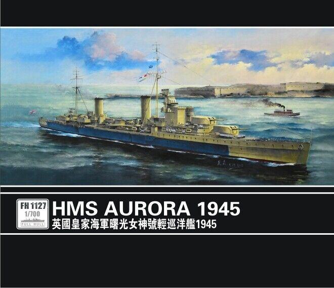 flygagaHawk 1  700 HMS Aurora 1945 Full Hull FH1127