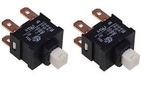 2 X Karcher Puzzi 100 200 Cleaner Replacement Switch Genuine 66304370 Ebay