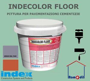Pittura per pavimenti in cemento cantine scale piastrelle - Pittura per piastrelle ...