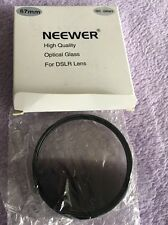 NEEWER Optical Netural Grey Gradual ND-Grads Filter for Camera Lens (67MM)