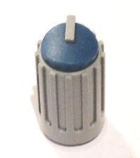 Mackie 8 bus mixer - replacement knob - blue