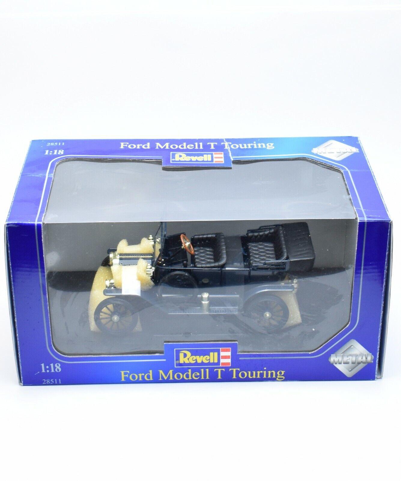 Revell 28511 Ford Model T Touring Vintage Rarity, 1 18, OVP, K027