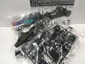 Tamiya-1-10-TT-02-chasis-Kit