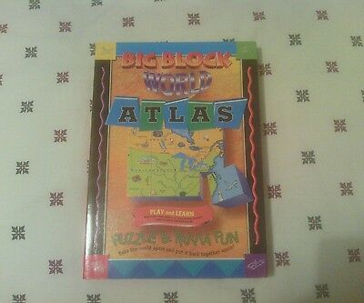 Big Block World Atlas by Tormont / Brimar Publication Inc(Hardback)