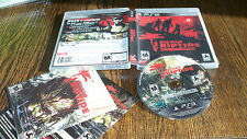 Dead Island: Riptide -- Special Edition (Sony PlayStation 3 2013) USED PS3 VIDEO