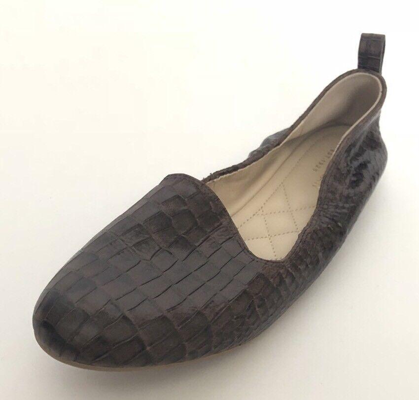 Cole Haan Serpiente mujeres zapatos  B nuevo Serpiente Haan Diseño Pisos 35f071