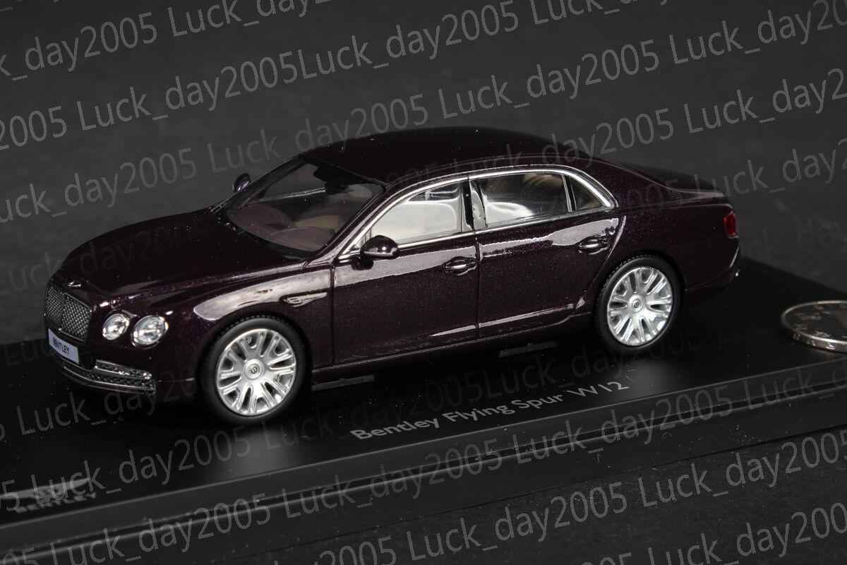 Kyosho Bentley Flying Spur W12 Quetsch couleur 1 43 discast Modèle