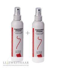 2 x Haarspray 200ml Gisela Mayer Avant Garde Perücken Wig Kunsthaar & Echthaar