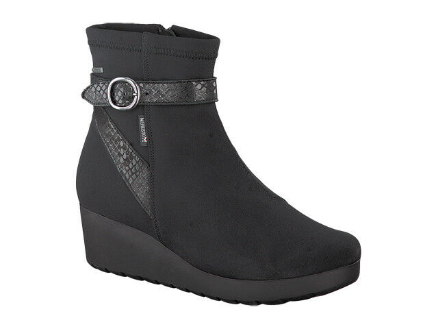 Ladies casual Ankle Boot Mephisto Tyba GT Black UK Size 7, 7.5