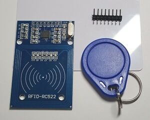 Details about RFID Arduino Kit - Programming board, Card & Tag - UK - Free  P&P