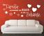 X4529-Wandtattoo-Spruch-Die-Familie-Haus-Zuhause-Sticker-Wandaufkleber-Aufkleber Indexbild 2