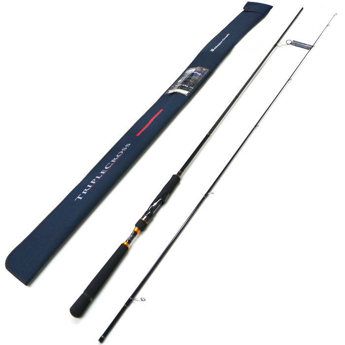 Major Craft TRIPLE CROSS 2 piece rod  TCX-892L