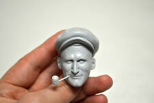 Robin Williams Popeye Head Sculpt and Shoes Kit 1/6 scale custom figure