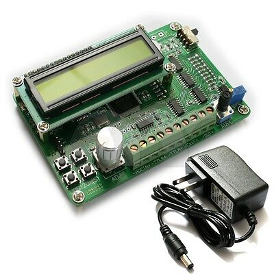 10MHz DDS Function Signal Generator Source Module :Sine wave Frequency Counter