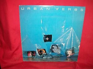 URBAN-VERBS-LP-1980-USA-EX-First-Pressing
