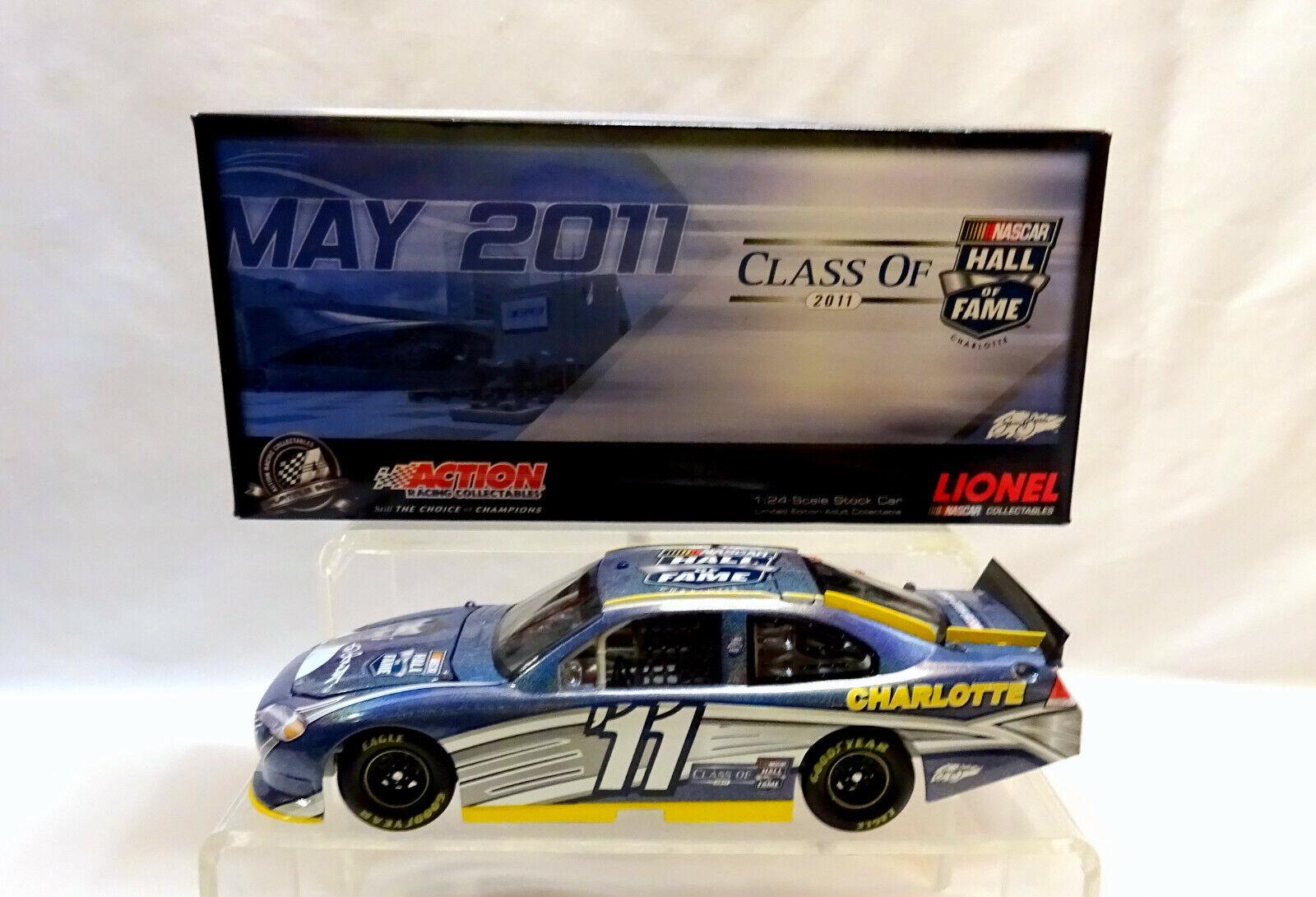 NASCAR  NED JARRET  NHOF CLASS OF 2011  FLASHCOAT COLOR 1 24   (AA13)