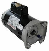 A.o. Smith Century B855 Square Flange 2hp 230v 3450rpm Frame Up-rate Pool Motor on sale