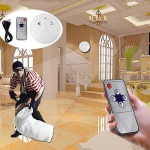 HD DVR SPY Hidden Camera Smoke Detector Motion Detection Video Recorder Cam USB!