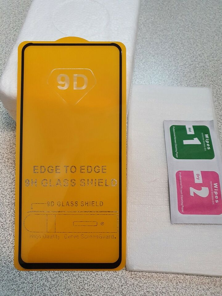 Skærmbeskyttelse, t. Samsung, S10 Lite