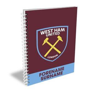 West Ham United F.c - Personnalisé Pour Ordinateur Portable (titre En Gras Crest)-afficher Le Titre D'origine