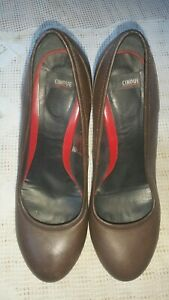 College Top 39 Pumps Braun Uk Women Leather Five Gr 6 7qgC0nqTr