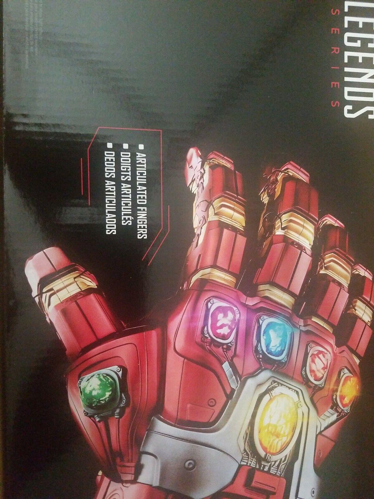 Hasbro Marvel Legends Gear  Endgioco energia Gauntlet Electronic  Sconto del 60%