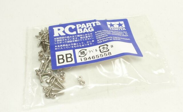 Tamiya 1:14 Volvo FH12 Globetrotter 420 9465558 Screws Bag BB TL4®
